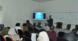 Kufa Training Center at the Faculty of Medicine holds a seminar on lung cancer