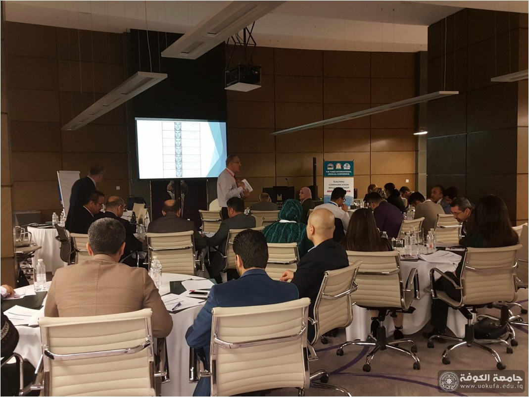Faculty of Medicine organizes a workshop at the Third International