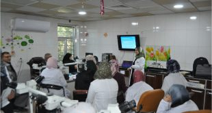 Kufa Training Center at the Faculty of Medicine holds its weekly clinical meeting