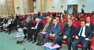 "Under the theme ""Annual Review of Obstetric Care and Reduction of Maternal Mortality"", Kufa College of Medicine holds its second scientific symposium"