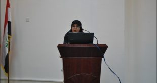 – Faculty of Medicine, University of Kufa organizes a talk on cosmetics and its relationship to breast cancer