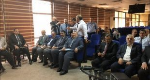 The Dean of the Faculty of Medicine at the University of Kufa attended the meeting of the National Council for the accreditation of medical colleges in Iraq