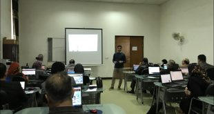 ورشة عمل خاصة بتطبيقات نظام التعليم الالكتروني (الموديول)