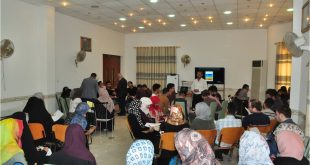 "The University of Kufa holds a workshop entitled ""Career Management Plan"""