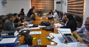 زيارة اللجنة الوزارية الخاصة بتقييم جودة الجامعات ضمن التصنيف الوطني