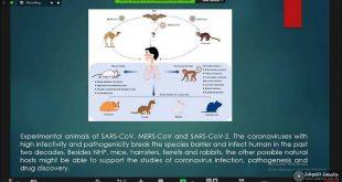 كلية الطب بجامعة الكوفة تنظم ورشة عمل افتراضية بعنوان الحيوانات المختبرية والجهاز المناعي لدى الانسان