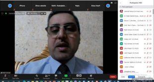 كلية الطب تقيم دورة تدريبية تنشيطية لميسري مهارات التواصل في العراق