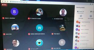 An electronic workshop on E-portfolio program