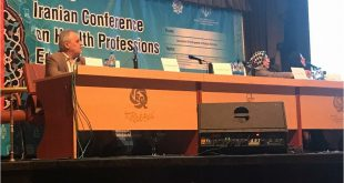 University of Kufa participated in an International Medical Conference held in Tehran